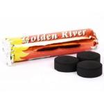 Carbón cachimbas Golden River 33 Tubo