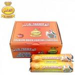 Carbón cachimbas Al Fakher 33 Tubo