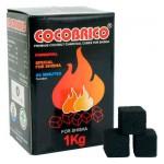 Carbón shishas Cocobrico